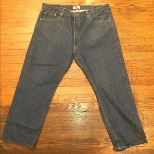 LEVI'S 501XX 40 X 30 Classic Button Fly Jeans
